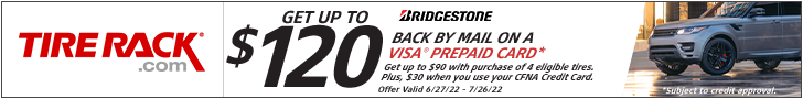 Goodyear/Dunlop Get Rebates Up to $80