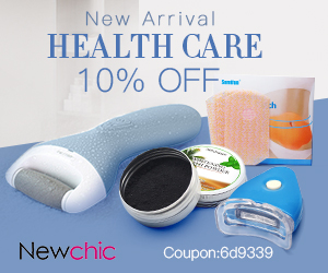 10% Off New Arrival Health Care