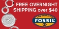 Free Shipping at Fossil