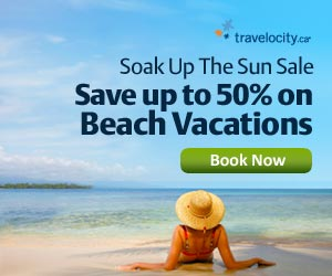 Soak Up the Sun Sale- Up to 50% off hotels