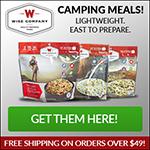 Wise Emergency Meals & Supplies @ Shop4Stuff.Biz