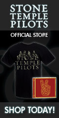 Stone Temple Pilots Official Store - New Album