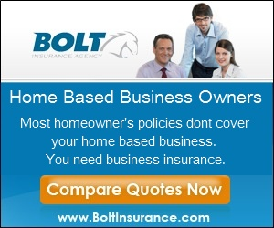 Home based business owners insurance