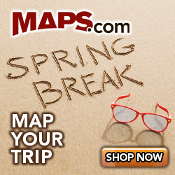 Get Ready for Spring Break at Maps.com