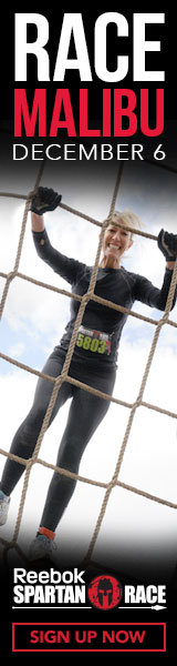 Malibu Spartan Sprint December 6, 2014. Signup for this Reebok Spartan Race Now!