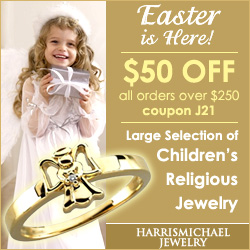 Click to save on unique Religious Jewelry!