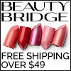 Save Up To 60% off any order & Get Free Shipping On Any Order Over $49 At BeautyBridge.com!