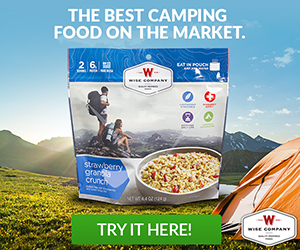 Outdoor Survival Kits & Camping Food
