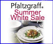 Pfaltzgraff Annual Set Sale