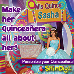 Shindigz Quinceanera Party Supplies