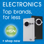Save on electronics at HSN