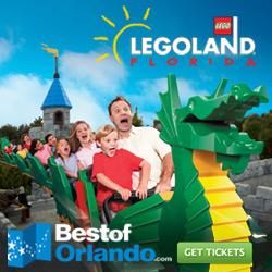LEGOLAND Florida Tickets!
