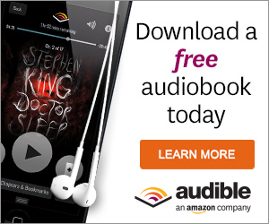 1 FREE Audiobook Today