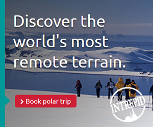 Discover the world's most remote terrain 300x250