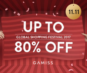 11.11 Global Shopping Carnival Online: More than 75% Off