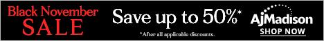 No Interest Financing on Major Appliances at AJMadison.com!