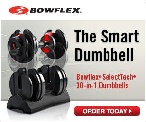 SelectTech Dumbells