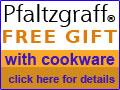 Pfaltzgraff 50% Off Glassware Sale