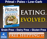 The Primal Blueprint Cookbook. Eating. Evolved.