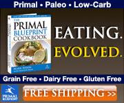 The Primal Blueprint Cookbook. Eating. Evolved.
