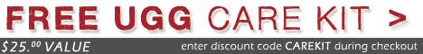 UGG Australia 30% off Fall Sale w/FREE SHIPPING