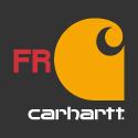 Carhartt Logo FR Black 125x125