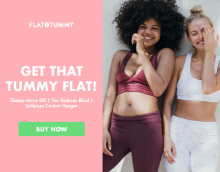 Get That Tummy Flat
