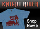 Shop for vintage Knight Rider gear