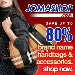 JomaShop.com - brand name handbags for less