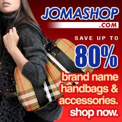 JomaShop.com - brand name handbags for less