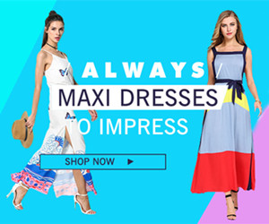 /ALWAYS/ MAXI DRESSES TO IMPRESS