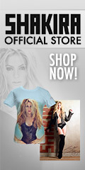 Shakira Official Store