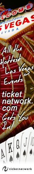 Las Vegas events at TicketNetwork.com