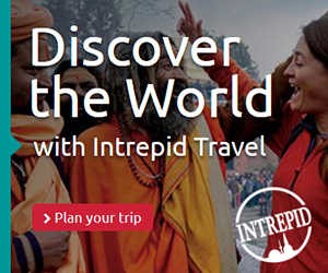 15% off Intrepid Asia Trips
