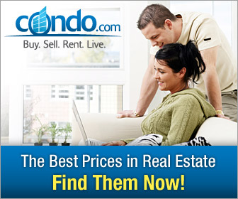 Searching for condos on Condo.com