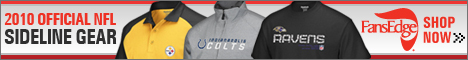 Shop Official 2010 NFL Sideline Gear at FansEdge