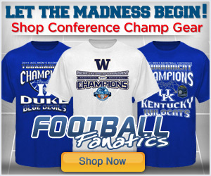 Perfect gifts for sports fans at FootballFanatics!