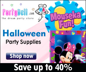 Halloween Party Supplies - PartyBell.com