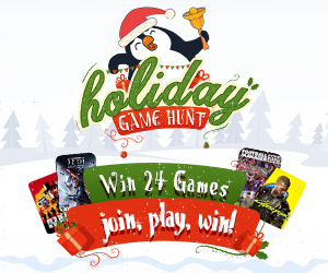 Hunt game deals, grab daily prizes!