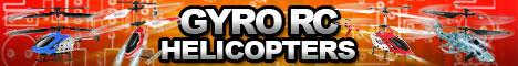 HobbyTron.com Gyro RC Heli