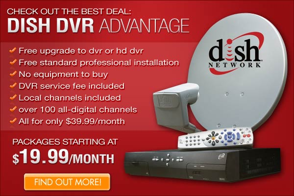 DISH Network by DishPronto