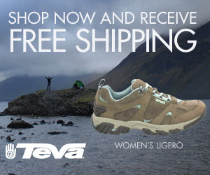 Free Shipping For Father's Day at Teva.com