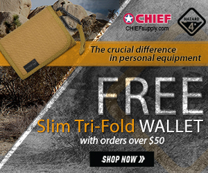 Free Wallet w/ $50 Purchase @Chief