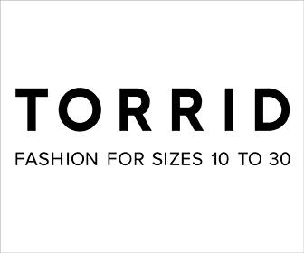 torrid fashions plussize