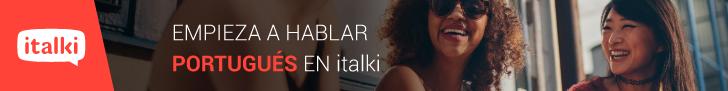 Empieza a hablar portugués en italki