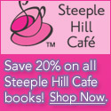 Save 20%                     on Steeple Hill Cafe Books