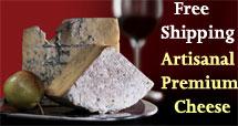 Free Shipping on Artisanal Premium Cheese