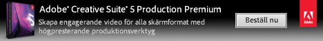 Adobe Production Premium CS5  - 468x60