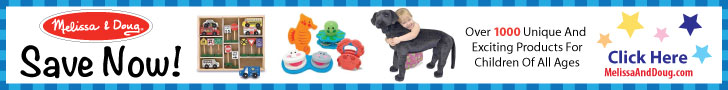 Melissa & Doug-Leading Designer of Education Toys
