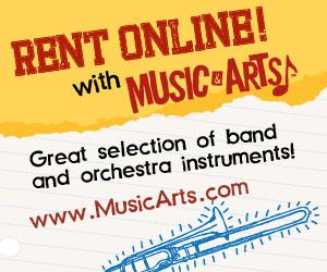 Rent Band Instruments